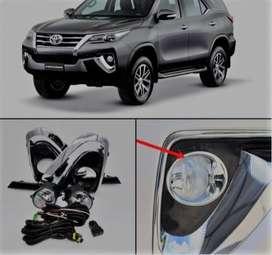 Halogeno Toyota Fortuner y Toyota Hilux