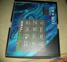 Tv Box 4 Ram 32 Gb 4 K