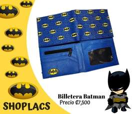 Billeteras Batman