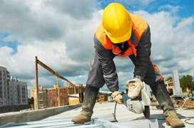 se busca ayudante de construcción para trabajar en cali