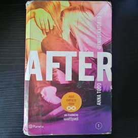 Libro de after #1