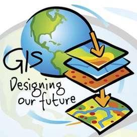 Aprende Sistemas de Información Geográfica - SIG Básico en 30 días!
