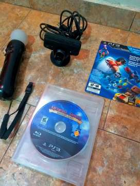 KIT MOVE ORIGINAL SONY PARA PLAY 3