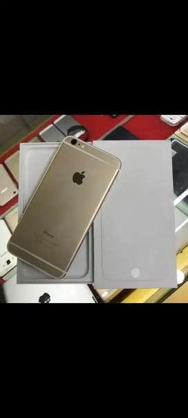 Iphone 6 gold de 64gb memoria interna