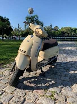 Vendo Beta Tempo 150cc 2016 Buen Estado general