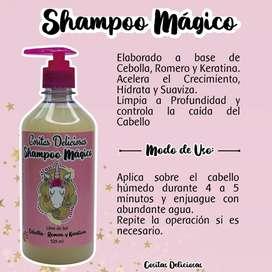 Shampoo mágico
