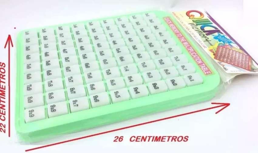 Tablas de multiplicar ENVIÓ GRATIS