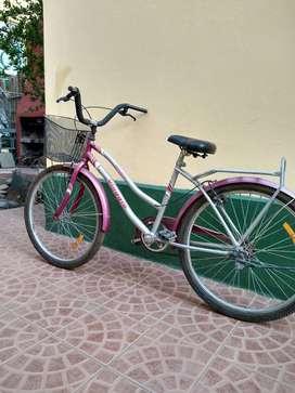 Vendo bici dama playera