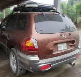 Hyundai Santa Fé 4x2 T/A