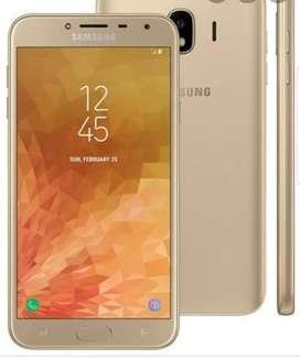 Samsung J4 dorado