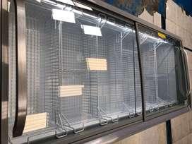 Congelador wonder con exhibidor