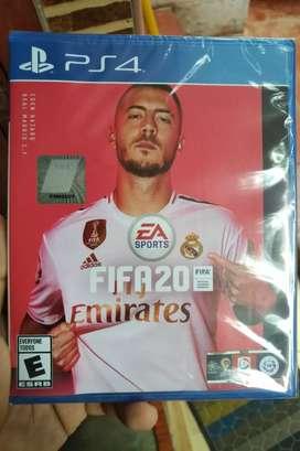 Fifa 20 PS4-NUEVO contenido EXTRA