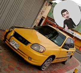 Taxi Hyunday accent largo