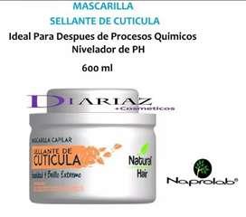Sellante de cutícula • 600 ml •Naprolab
