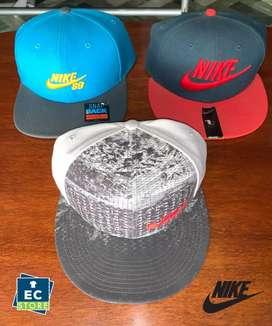 Gorras marca Nike sb skate bmx