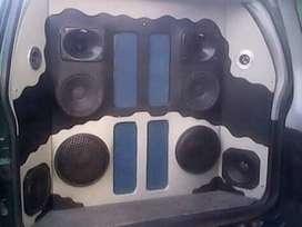 Instalador de equipos de sonido