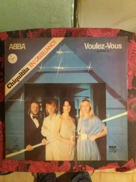 Vinilo de ABBA