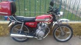 Motomel Cg 125. Soy Titular