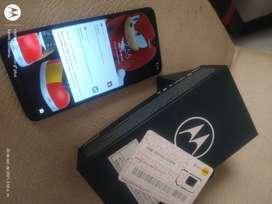 Celular Moto g 7 power  poco uso