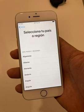 Iphone 6 32 GB - Batería 96% de funcionamiento. 100% funcional