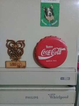 Destapador Coca Cola con Iman Rosario