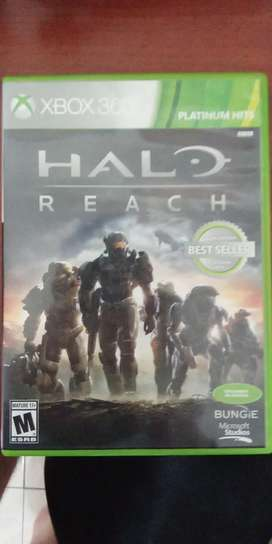 Halo Reach Original en físico, edición limitada bungie.