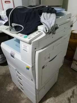 Impresora ricoh 2551