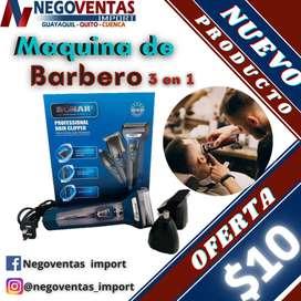 RASURADORA SONAR 3 EN 1 EN OFERTA ÚNICA DE NEGOVENTAS