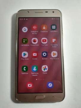 Vendo Samsung J7 Neo Dorado