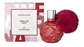 Perfume Sweet Like Candy Limited Edition de Ariana Grande para Dama 50ml Original Envio Gratis