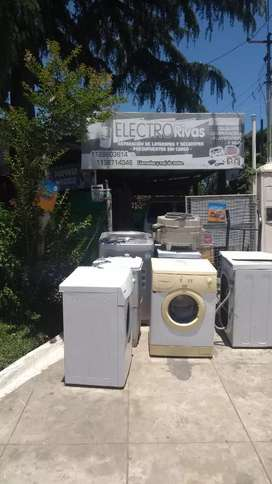 Reparación de artículos lavarropas secarropas led lcd y Smart tv