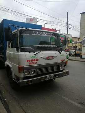 Vendo camión hino fd