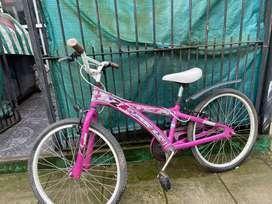Bicicleta x terra rodado 24