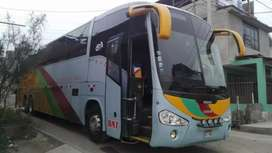 Bus Scania de 50 asientos