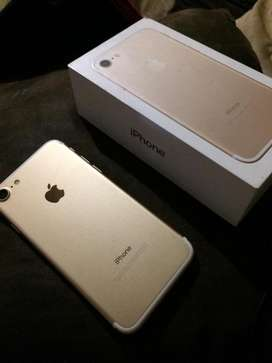 Iphone 7 128g negociable