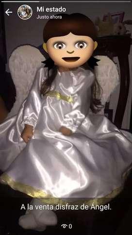 Venta disfraz Ángel
