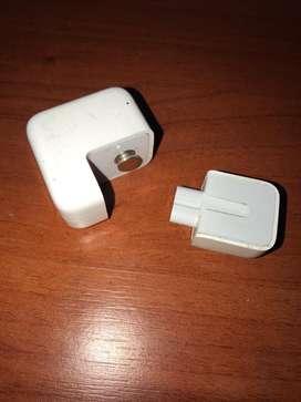 Cargador cubo iphone o ipad