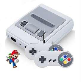 Gratis Envio Mini Consola Tv Video Juegos Retro Clásicos Nintendo 620 juegos