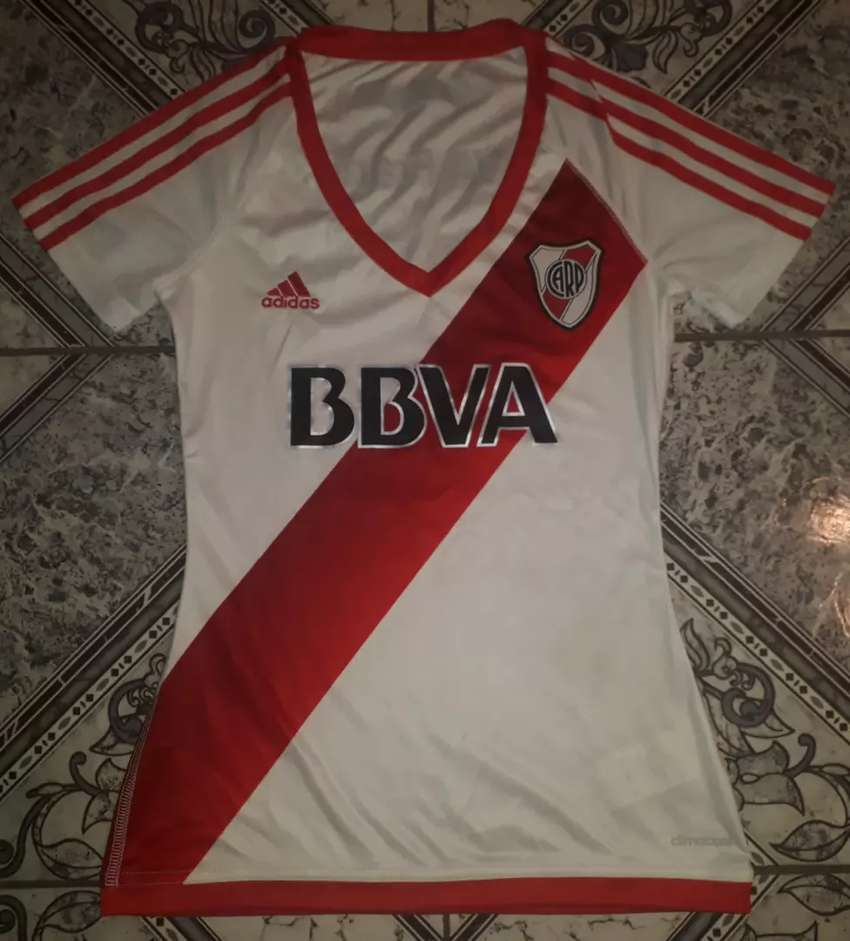 Camiseta Adidas River Plate dama 0