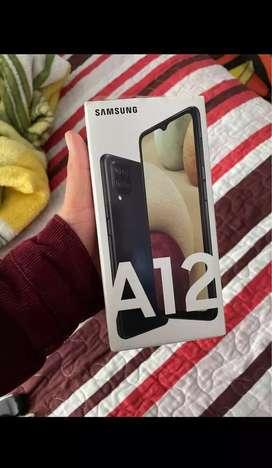 Samsung A12 oferta nuevos