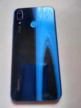Huawei p20 lite usado 32 gb 4 ram