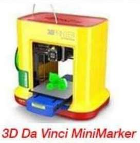 Nueva impresora 3D  Da Vinci MiniMaker