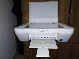 Impresora scanner CANON MG2510 PIXMA