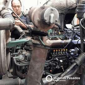 Taller mecánico - Tractores - Máquinas Viales - Camiones - Buses