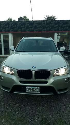 BMW X3 D 2013 2.0