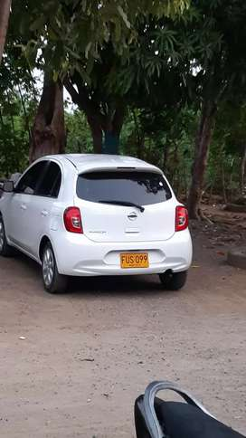 SE VENDE NISSAN  MARCH