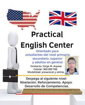 Clases particulares de inglés práctico