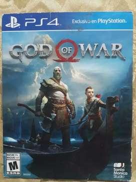 Juego Playstation 4 God of war