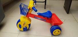 Triciclo niño(a)