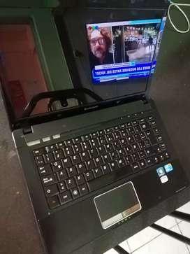 Lenovo g460 core i3  falla corto mother